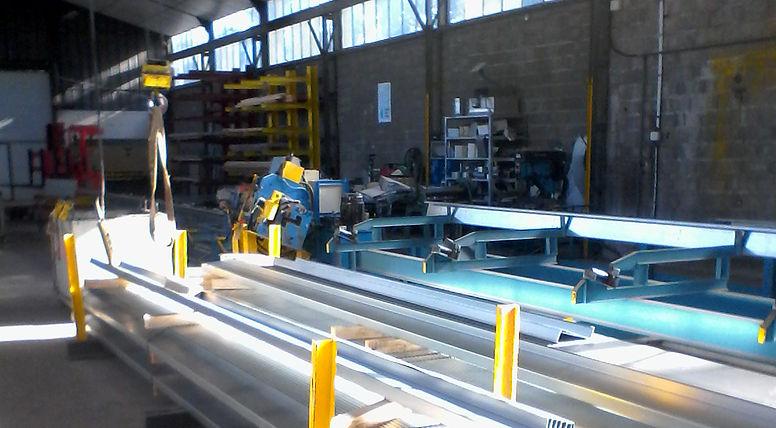 Les ateliers de production
