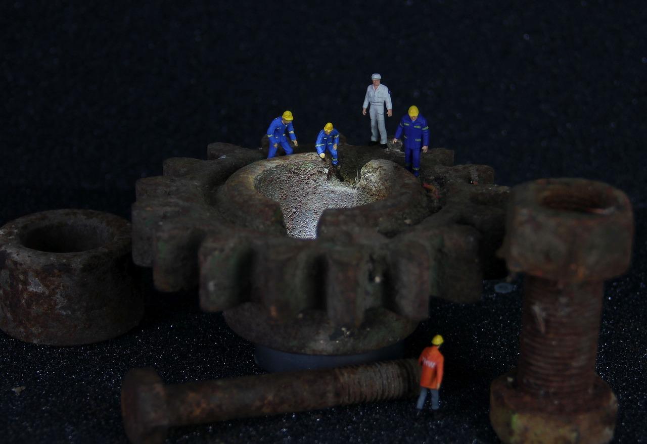 La gestion des chantiers