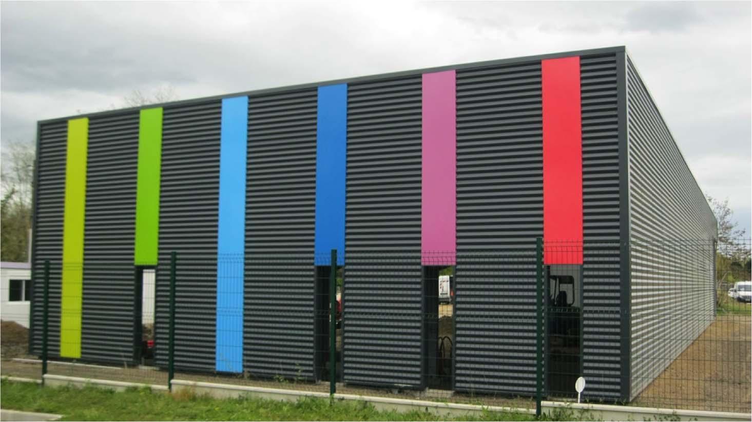 Bâtiment communal - Gironde