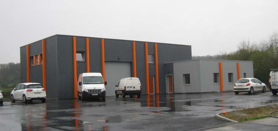 Bâtiment communal - Indre-et-Loire