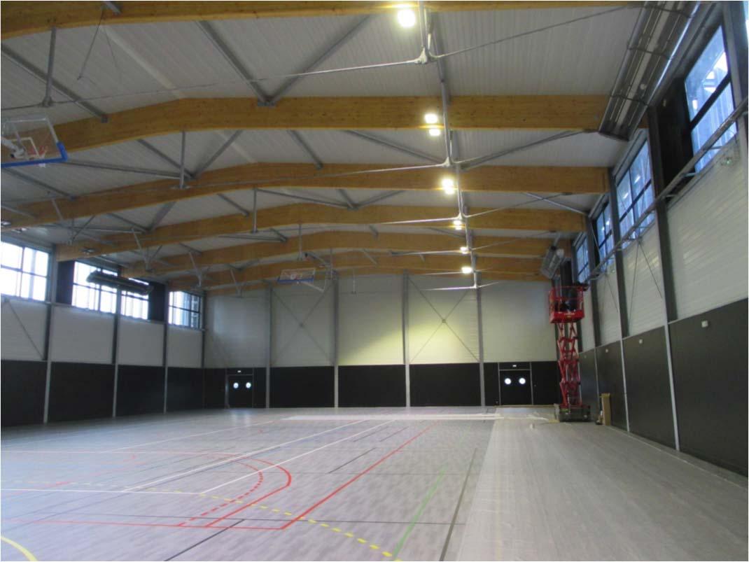 Gymnase - Dordogne