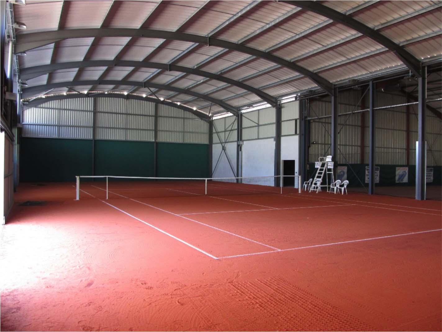 Tennis couvert - Dordogne